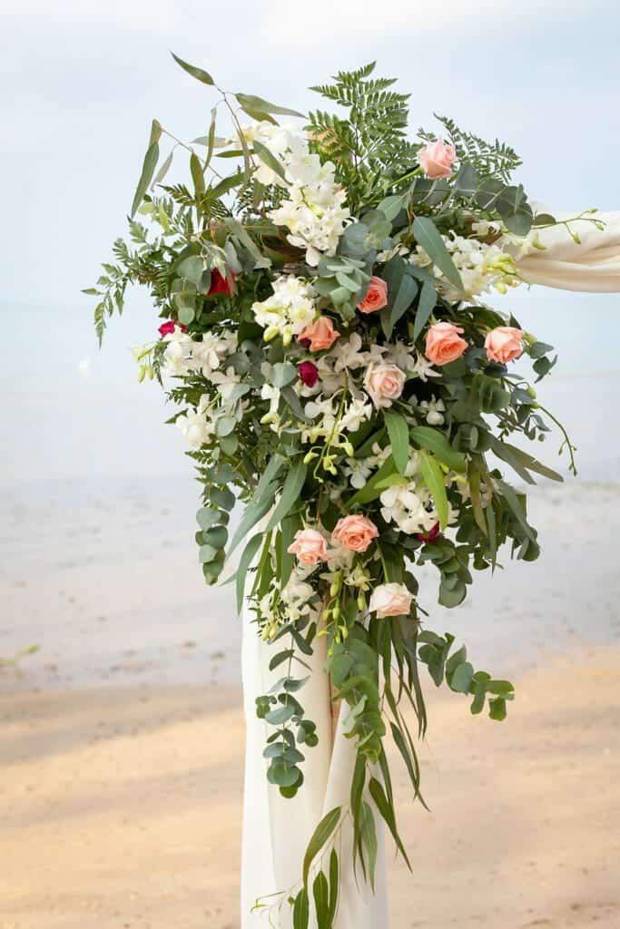 Beach Wedding Photographs - Coconut Island Resort Phuket 25