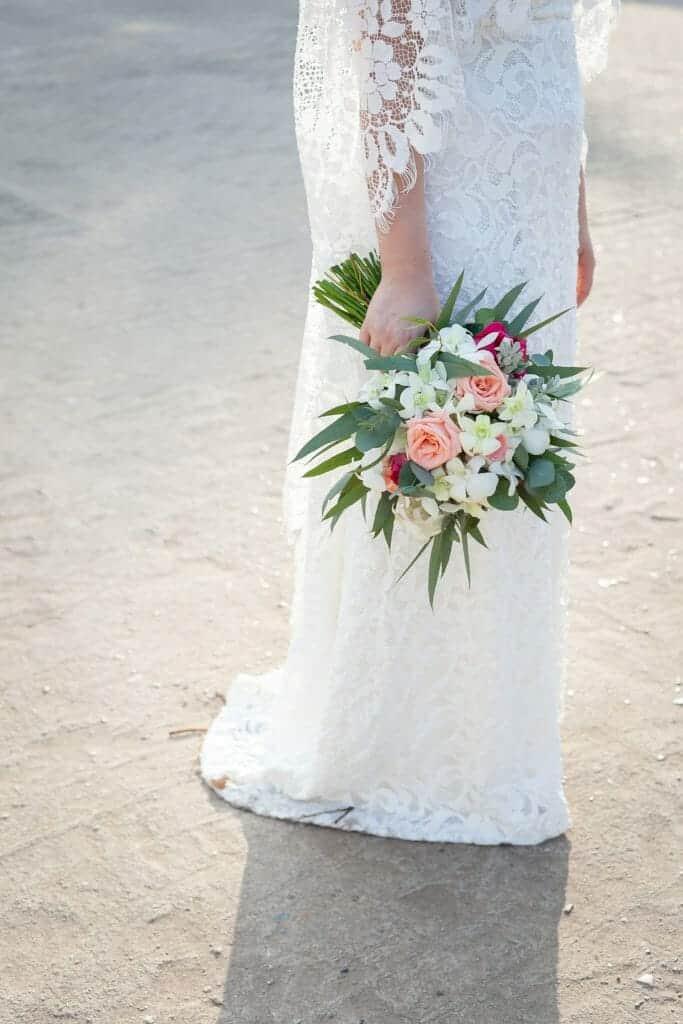 Beach Wedding Photographs - Coconut Island Resort Phuket 27