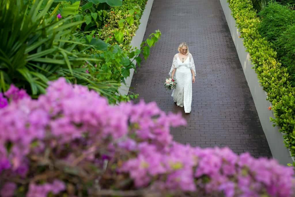 Beach Wedding Photographs - Coconut Island Resort Phuket 28