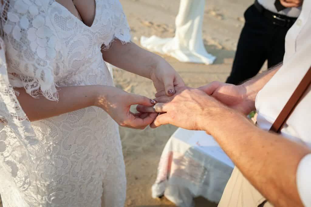 Beach Wedding Photographs - Coconut Island Resort Phuket 52