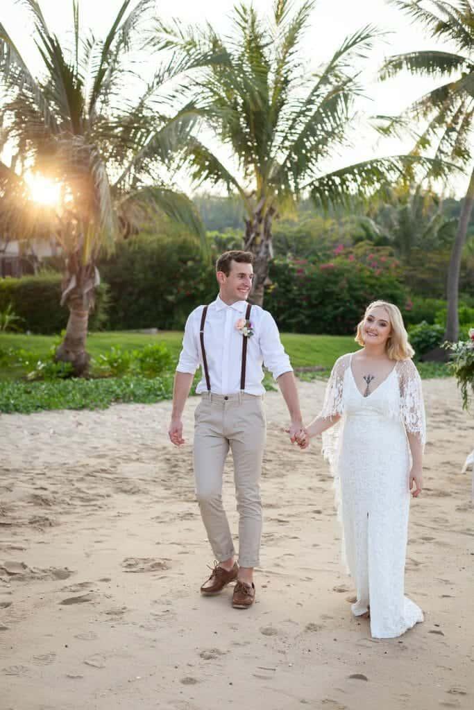 Beach Wedding Photographs - Coconut Island Resort Phuket 64