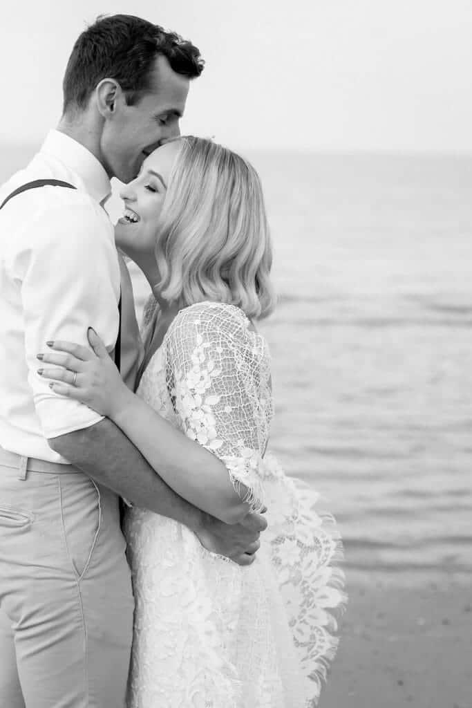 Beach Wedding Photographs - Coconut Island Resort Phuket 70