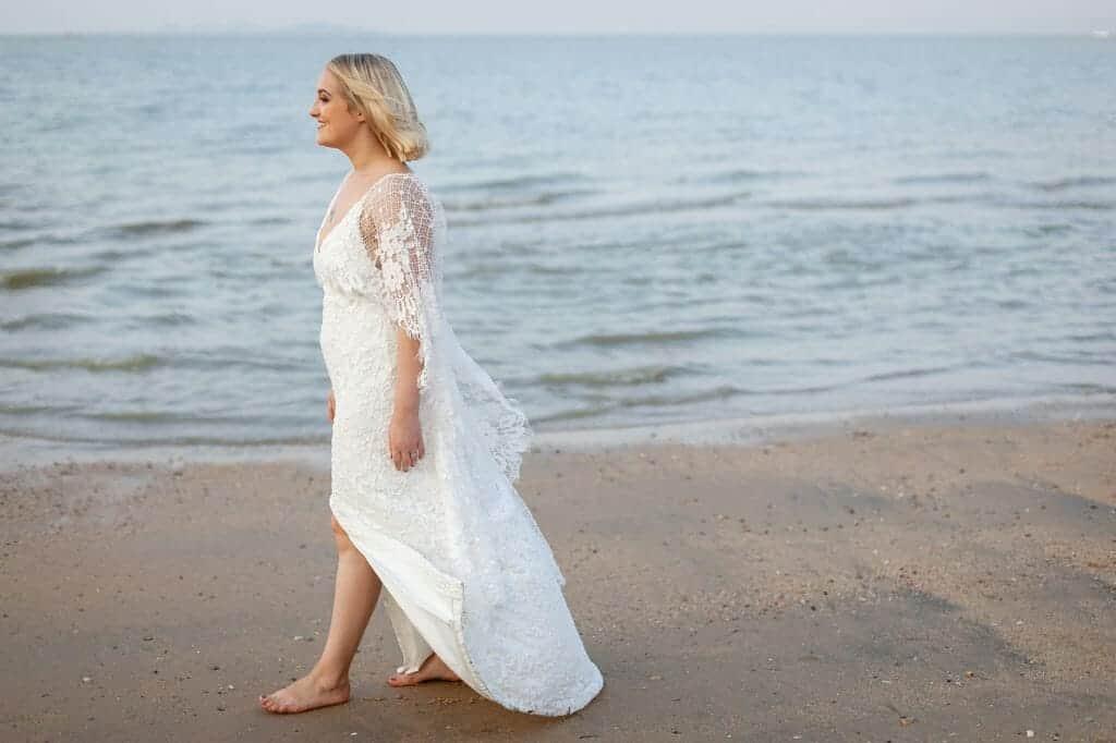 Beach Wedding Photographs - Coconut Island Resort Phuket 73